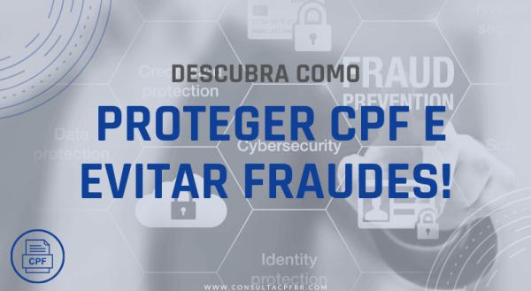 Proteger CPF - ConsultaCPFbr.com