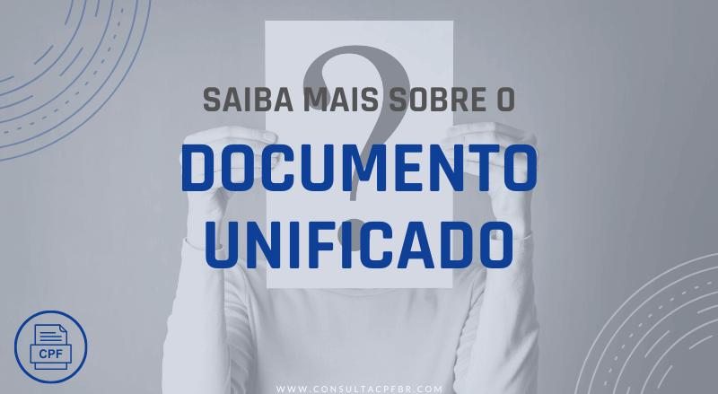 documento unificado